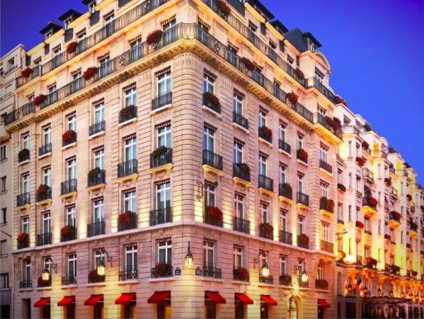 Le Bristol Hotel